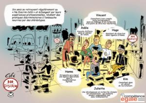 Relations presse Lancement BD