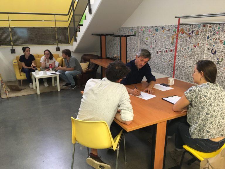 formation stratégie communication pour les entreprises de l'ESS à Paris
